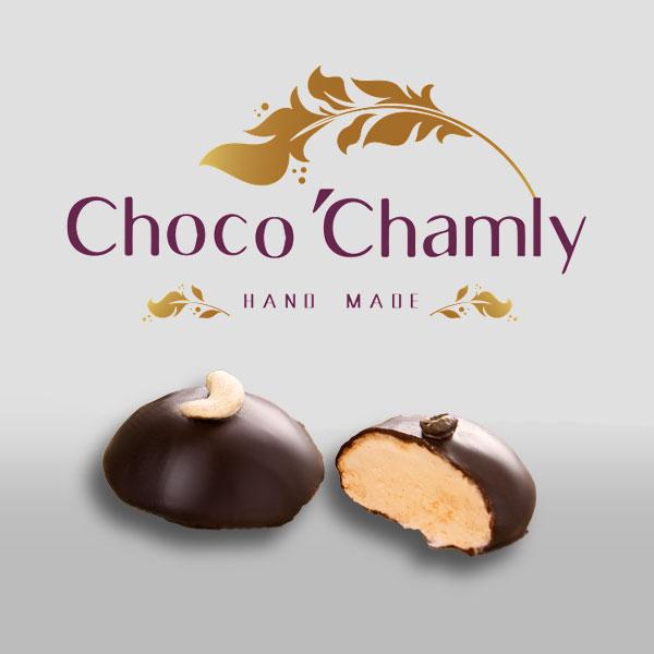 شکلات مارشمالو نسکافه ای