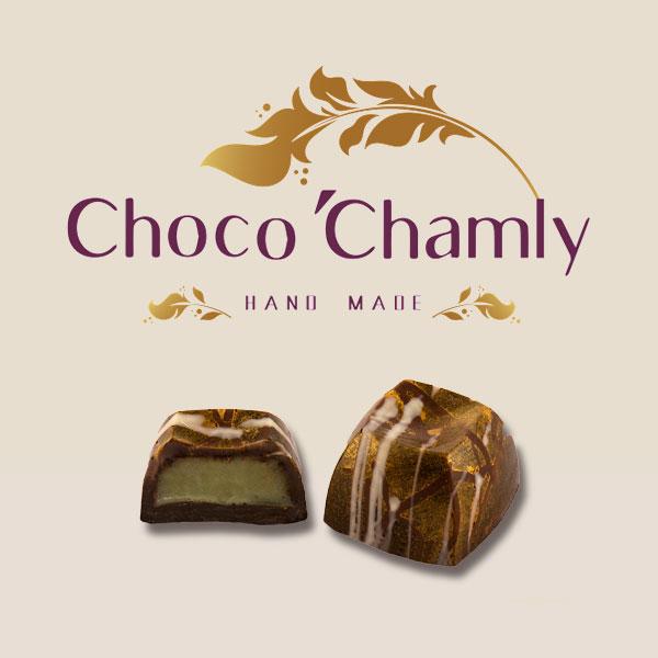 شکلات مرمری گلد