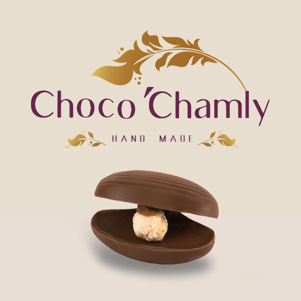 شکلات لوکس صدفی
