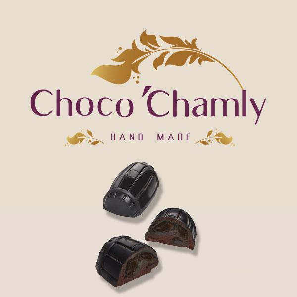 شکلات کنجد سیاه