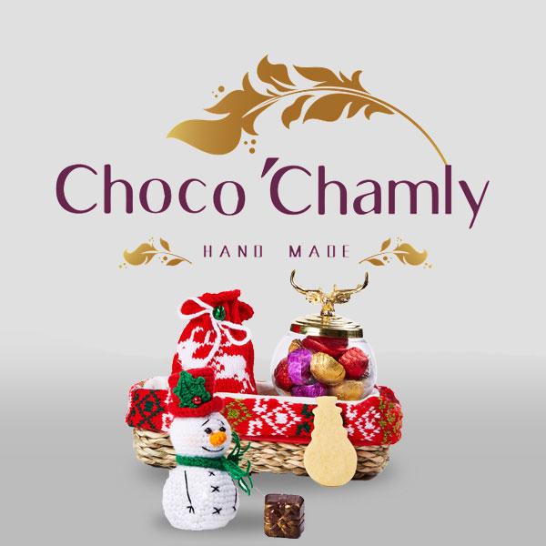 شکلات کریسمس
