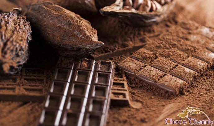 ارزش غذایی شکلات تلخ