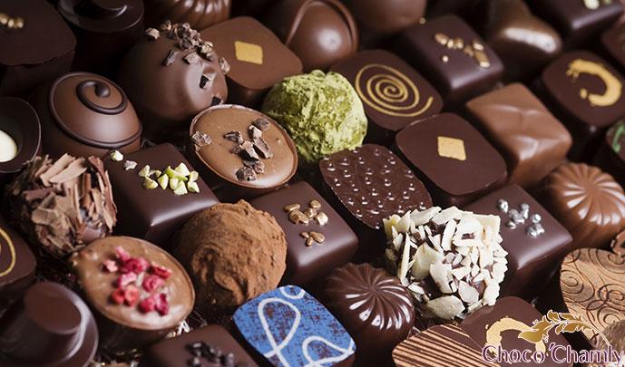 چرا باید شکلات بخوریم