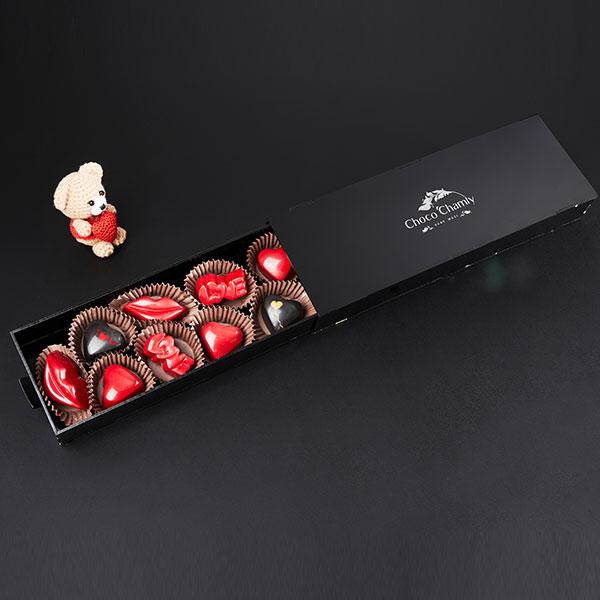 شکلات دست ساز بن بن ولنتاین