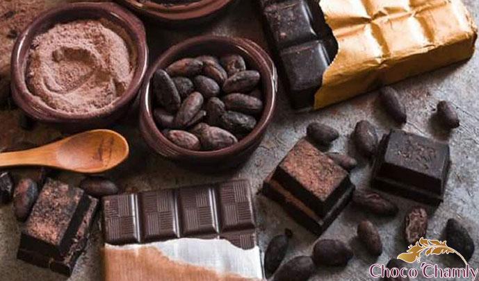 بهترین شکلات