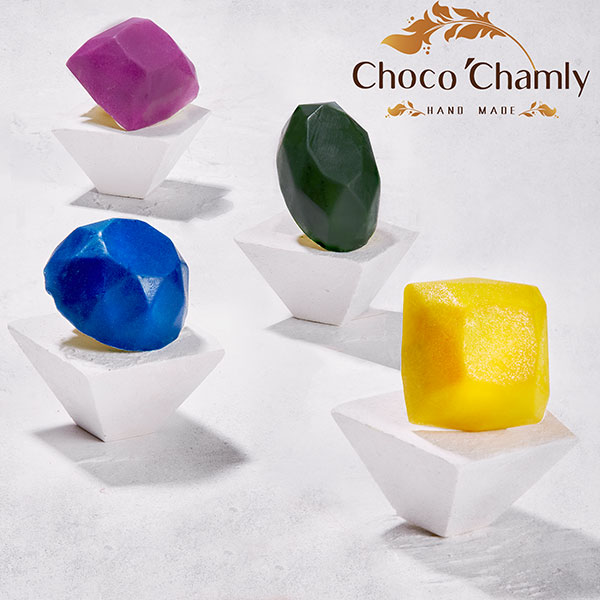 شکلات طرح جواهر