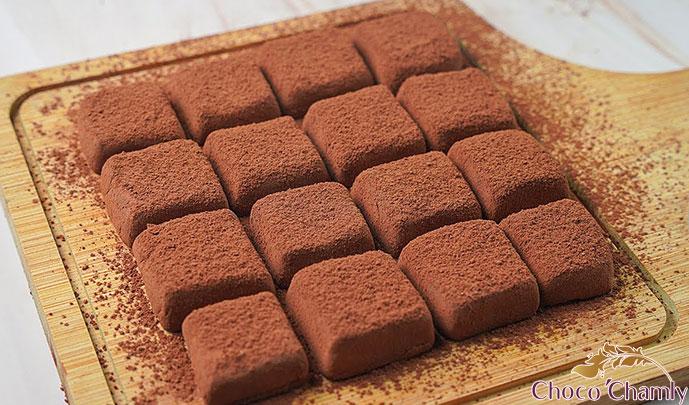 ترافل شکلات