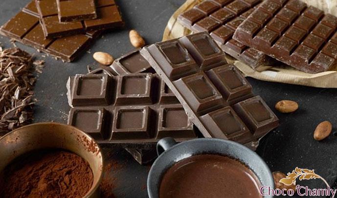 شکلات دست ساز تبلتی